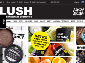 How to use a LUSH Cosmetics coupon You can save on high quality cosmetics from LUSH by joining the LUSH e-news mailing list. Signing up only takes a few seconds, and you will receive advance notice of sales and coupons. You can increase your savings by checking out the sale and clearance sections of your local LUSH retail store%(86).