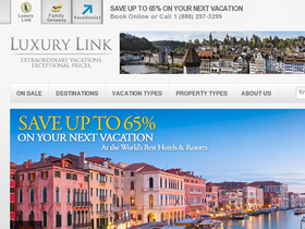 Luxury Link Coupons