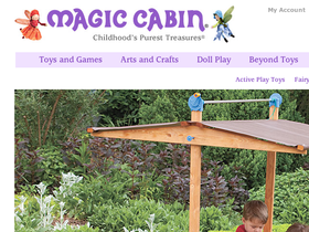 Magic Cabin Coupons