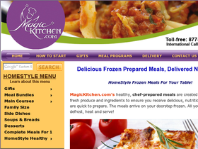 Magic Kitchen Coupons