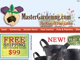 Master Gardening Coupons