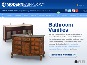 Modern Bathroom Coupons