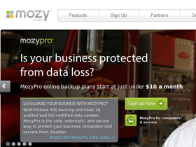Mozy Remote Backup Coupons