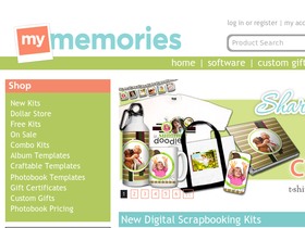 My Memories Coupons