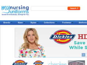 My Nursing Uniforms Coupons