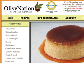 Olive Nation Coupons