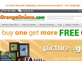 OrangeOnions Coupons