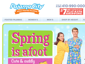 Pajama City Coupons