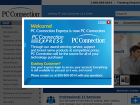 PC Connection Express Coupons