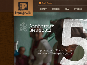 Peet's Coffee & Tea Coupons