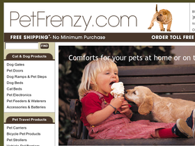 Pet Frenzy Coupons