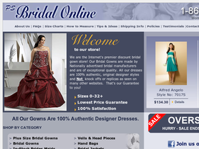 Plus Size Bridal Coupons