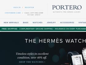 Portero Luxury Coupons