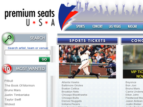 Premium Seats USA Coupons