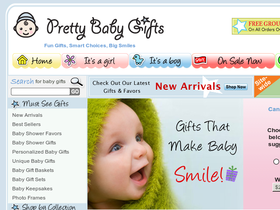 Pretty Baby Gifts Coupons