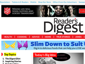 Reader's Digest Coupons