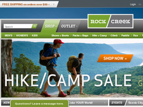 Rock Creek Coupons