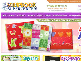 Scrapbook SuperCenter Coupons