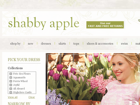 Shabby Apple Coupons