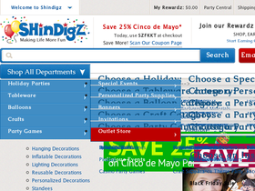 ShindigZ Coupons