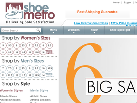 Shoe Metro Coupons