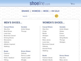 Shoeline Coupons
