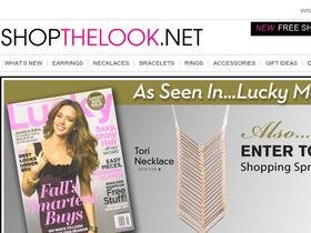 ShoptheLook.net Coupons