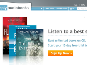 Simply Audiobooks Coupons