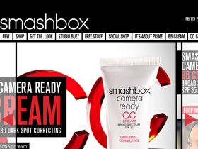 Smashbox Cosmetics Coupons