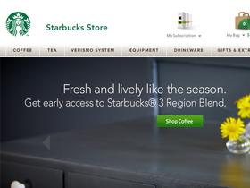 Starbucks Store Coupons