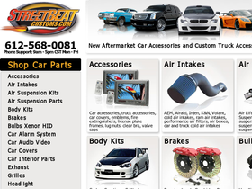 Street Beat Customs Coupons