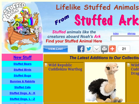 Stuffed Ark Coupons