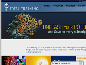 Total Training Software Coupons