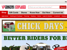 Tractor Supply Co Coupons