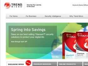 Trend Micro Coupons