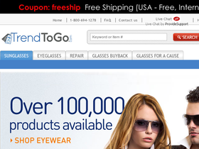 TrendToGo Coupons