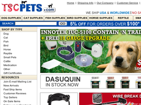 TSC Pets Coupons