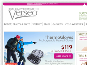 Verseo Coupons