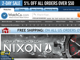 WatchCo Coupons