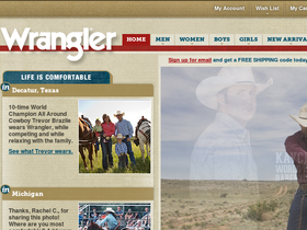 Wrangler.com Coupons