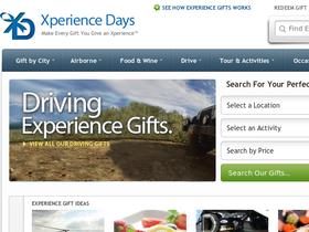 Xperience Days Coupons