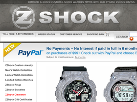ZShock Coupons