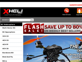 XHeli RC Coupons
