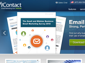 iContact Coupons