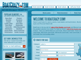 Boat Crazy Coupons