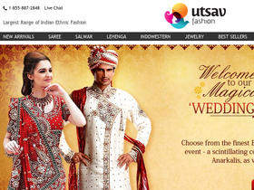 Utsav Sarees Coupons