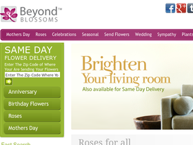 Beyond Blossoms Coupons