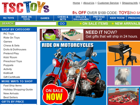 TSC Toys Coupons