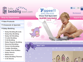 Baby Bedding Town Coupons