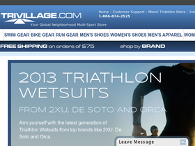 TriVillage Triathlon Gear Coupons